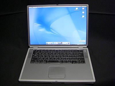 PowerBook G4(Titanium)の画像 1
