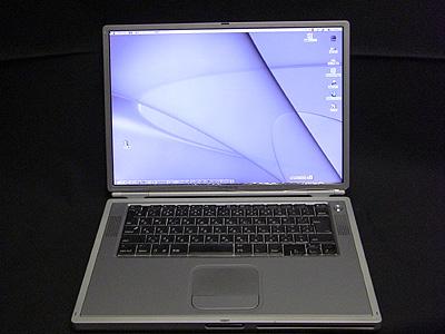 PowerBook G4(Titanium)の画像 2