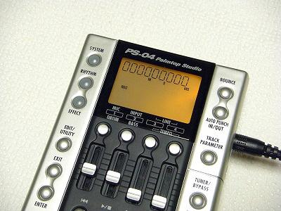 ZOOM PS-04の画像2
