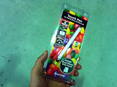 プリンストンタッチペン PIP-TP2 購入