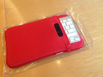 Apple Wireless Keyboard (アップルワイヤレスキーボード) ケース1
