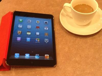 ひかげ的 iPad mini 仕事活用編 2012.12/2