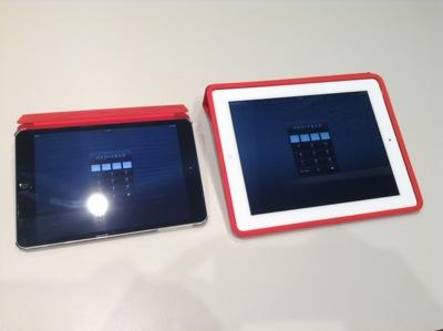 ひかげ的 iPad mini 使用レポート 2012.12/9