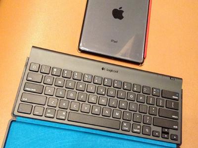 Logicool TK600 iOS iPad用のキーボード購入