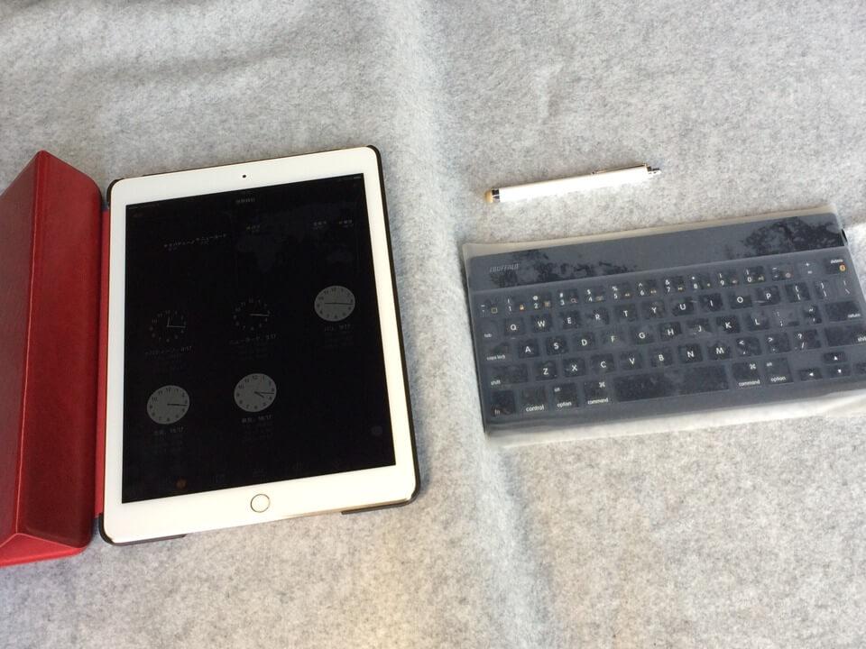 ひかげ的 iPad Air2 活用術 MNVR2J/A 32GB 画像3