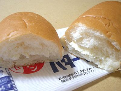 フジパン 復刻パン バタークリームサンドの画像5